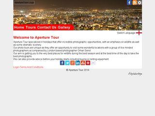 Aperture Tour