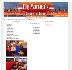 Big Mammas Restaurant Croydon