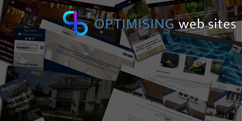 Optimising Web Sites